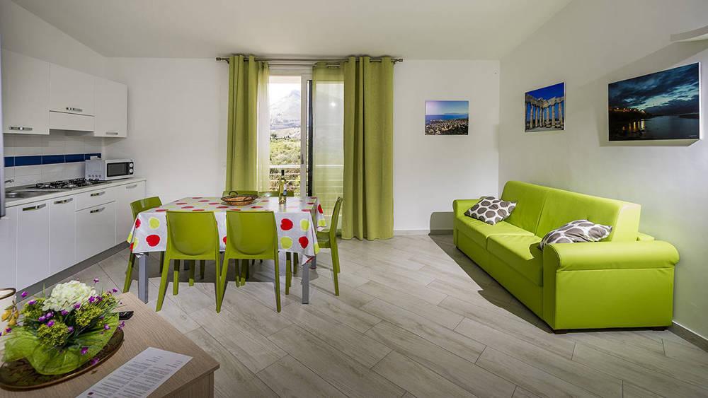 Affitto appartamenti e ville per le tue vacanze a scopello for Foto villette singole